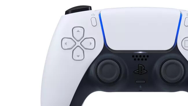 PS5 DualShock Controller
