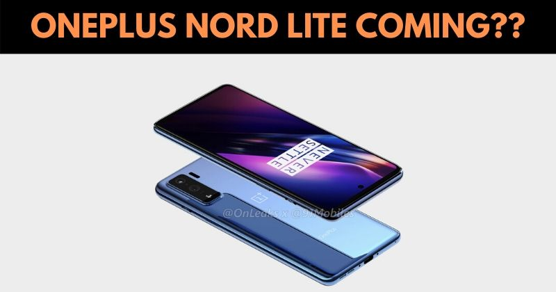 OnePlus Nord Lite With Snapdragon 690 Spotted On Geekbench