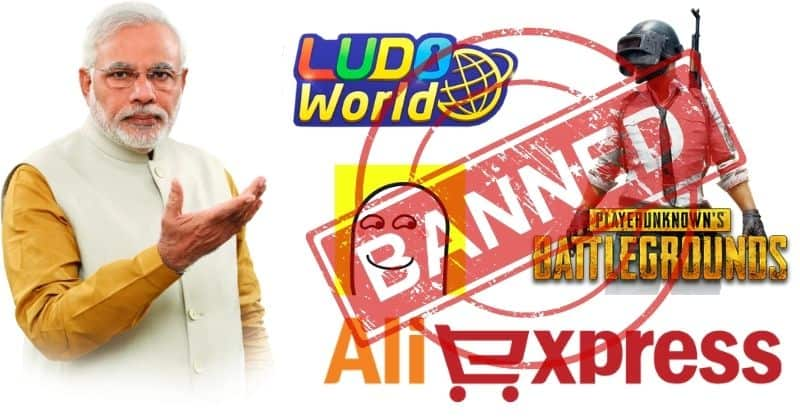 PUBG Mobile, Ludo, AliExpress And 272 Other Chinese Apps Can Be Banned In India