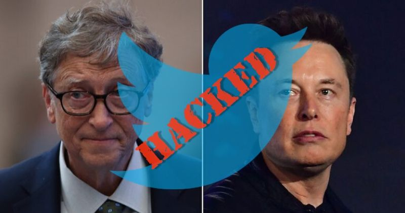 Twitter Hacked: Bill Gates, Elon Musk, Obama & Others Account Hacked In Bitcoin Scam