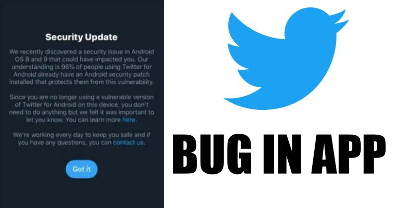'Twitter Security Bug' In Android App Gave Access to DMs