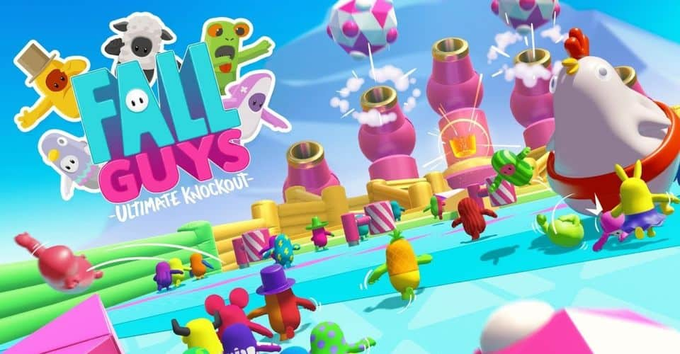 'Fall Guys' Is Now Set for a Mobile Release