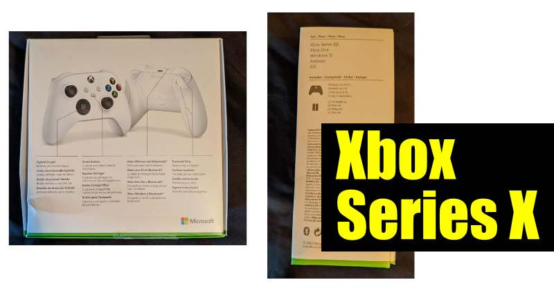 Xbox Series S Leaked via Controller Packaging, Might Launch This Month