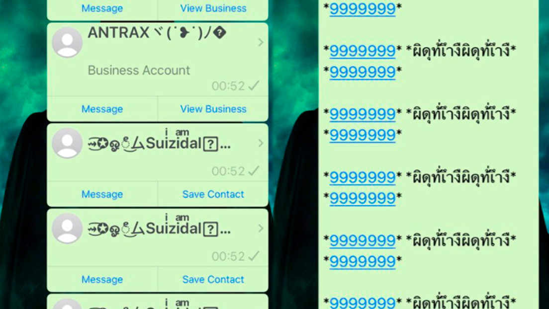 Beware of 'Scary Messages' & Virtual cards on WhatsApp