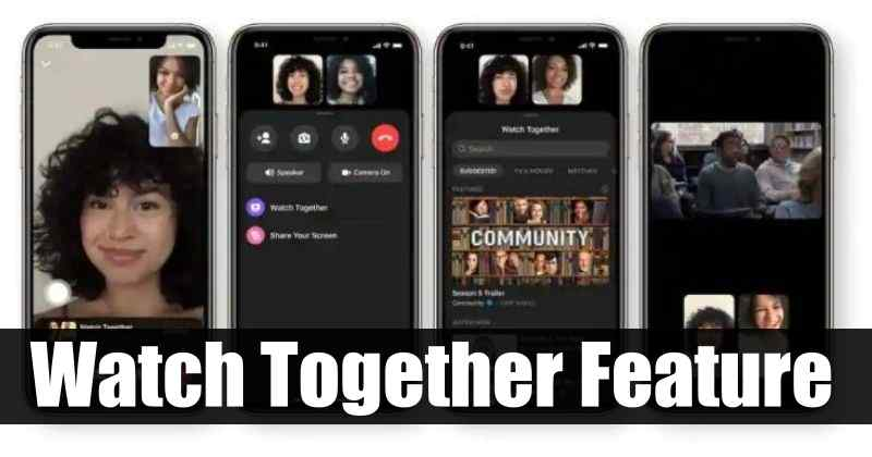 Facebook Messenger Introduces 'Watch Together' Feature to Watch Videos with Friends