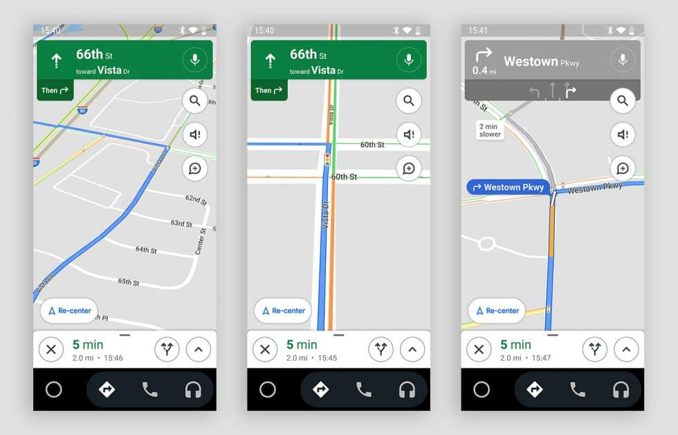 Google Maps Starts Showing Traffic Lights On Android Device