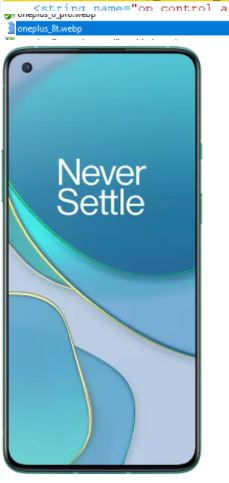 OnePlus Accidentally Reveals First Look of OnePlus 8T