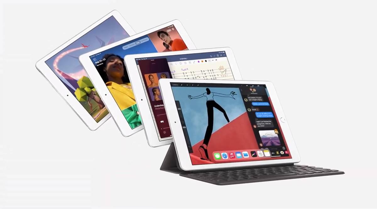 iPad 8th generation announced