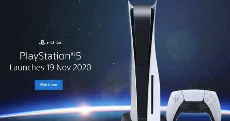 Sony PS5 India release date
