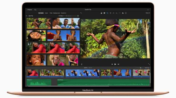 MacBook Air launched