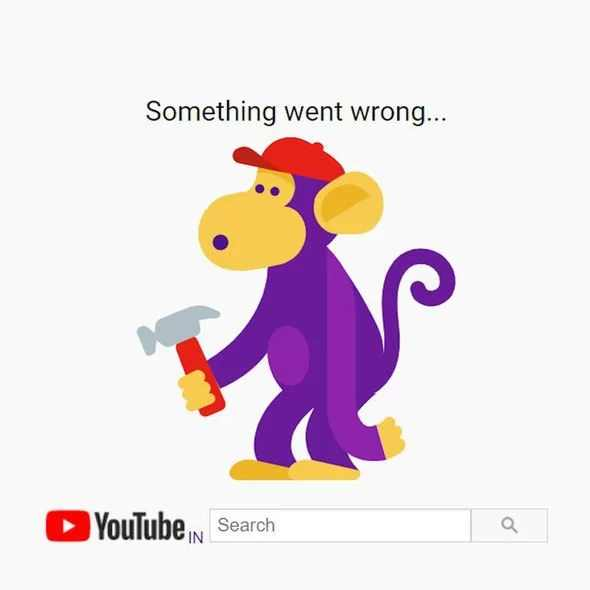 Google Apps and Services down