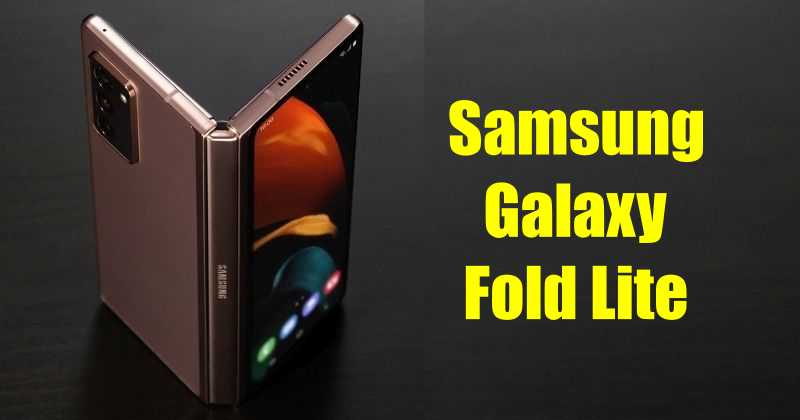 Samsung galaxy foldable phones
