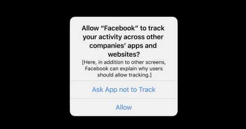 Facebook vs Apple