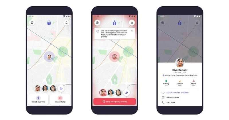 Guardians app launched by Truecaller